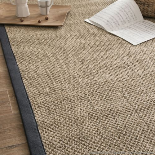 les 25 meilleures id es de la cat gorie tapis jonc de mer sur pinterest jonc de mer sisal et. Black Bedroom Furniture Sets. Home Design Ideas