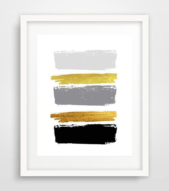 Hey, I found this really awesome Etsy listing at https://www.etsy.com/listing/260742521/black-abstract-art-print-black-wall