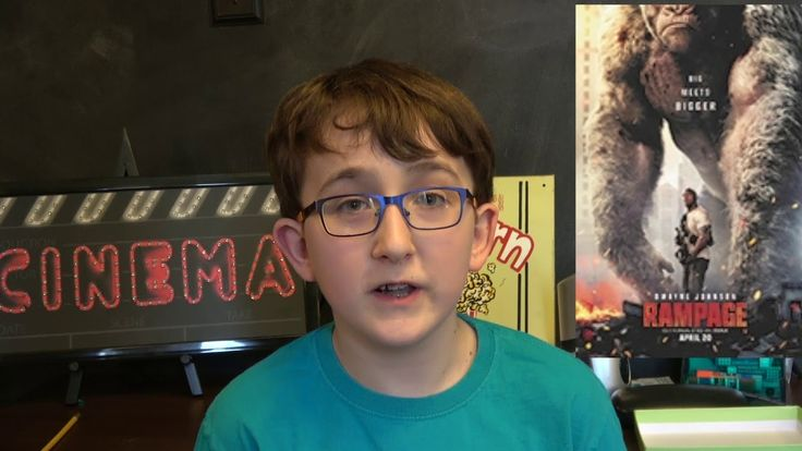 Film Review: Rampage by KIDS FIRST! Film Critic Benjamin P. #KIDSFIRST! #Rampage