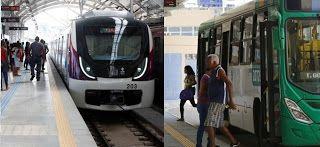 Pregopontocom Tudo: Integração entre metrô e ônibus já beneficia de 300 mil usuários/mês em Salvador ...
