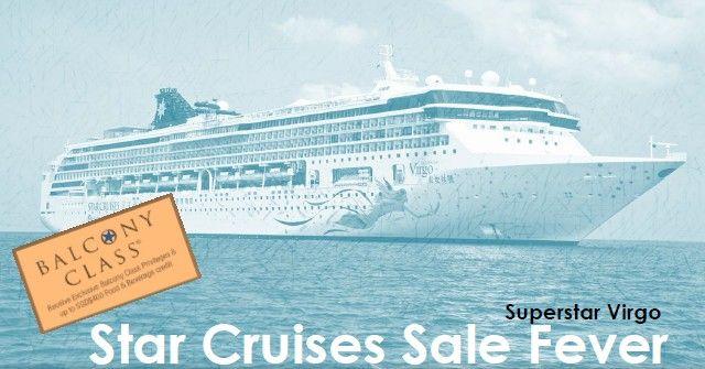 Star Cruises Sale Fever