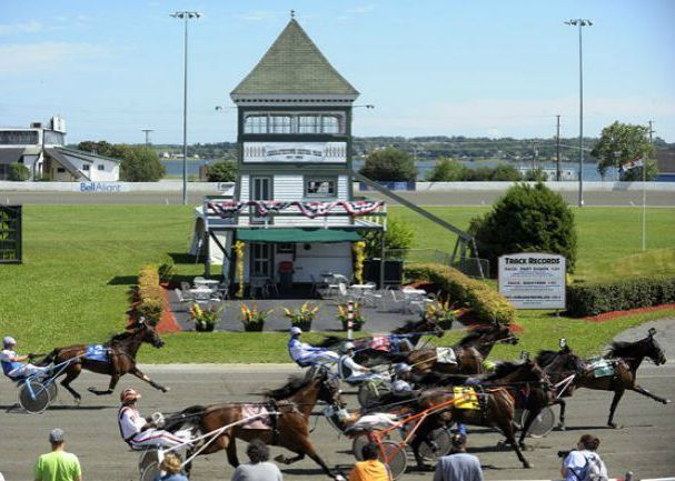 Charlottetown's Red Shores Racetrack. A perfect place to spend an afternoon or evening.
