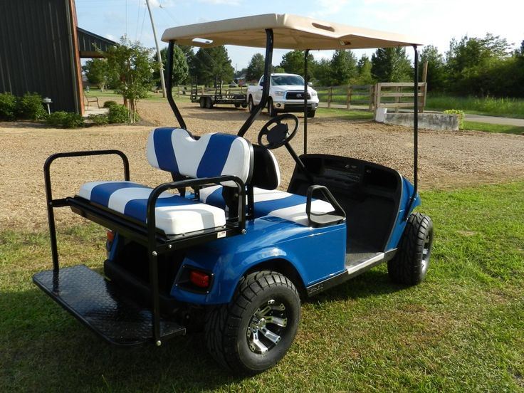 Check out our selection of EZGo Carts to find one that