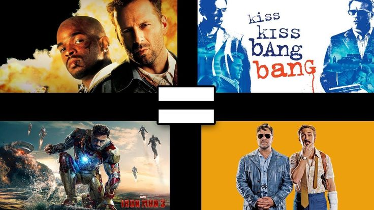 24 Reasons All Shane Black Movies Are The Same Movie