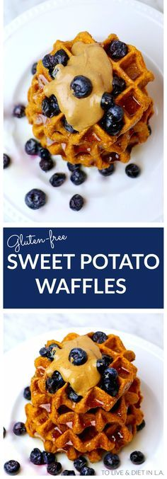 ... sweet potatoes, and whole healthy ingredients! Gluten-free - can be