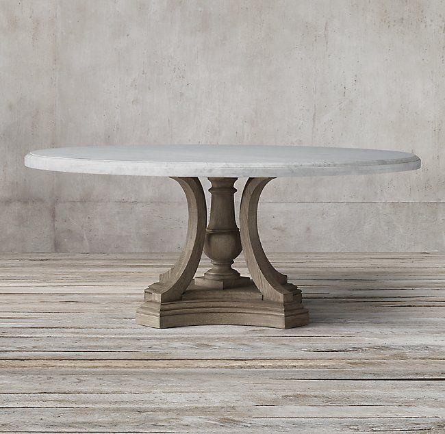 St James Marble Round Table Esszimmertisch Rund Rundes Esszimmer Runder Esstisch