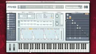 Native Instruments 210: FM8: FM Synthesis and Sound Design Video ...