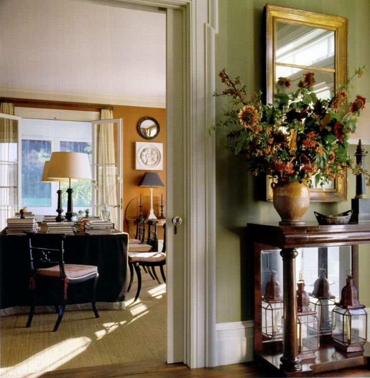 79 best images about Beautiful InteriorsGil Schafer on