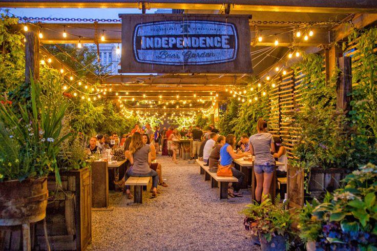 Best 25 Beer Garden Ideas On Pinterest Near Me Outdoor Cafe And Restaurants