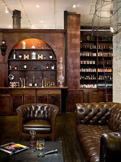 Shopper's Diary: Min Apothecary & Atelier in New York : Remodelista