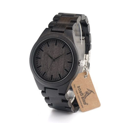 Item Type: Quartz Wristwatches Case Material: Wooden Water Resistance Depth: Not waterproof Movement: Quartz Dial Diameter: 42 mm Clasp Type: Buckle Gender: Unisex Style: Luxury Band Material Type: Wo