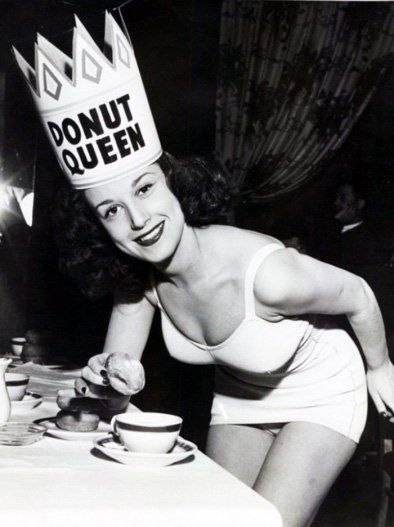 YES...I AM the Donut QUEEN as a matter of fact!!!