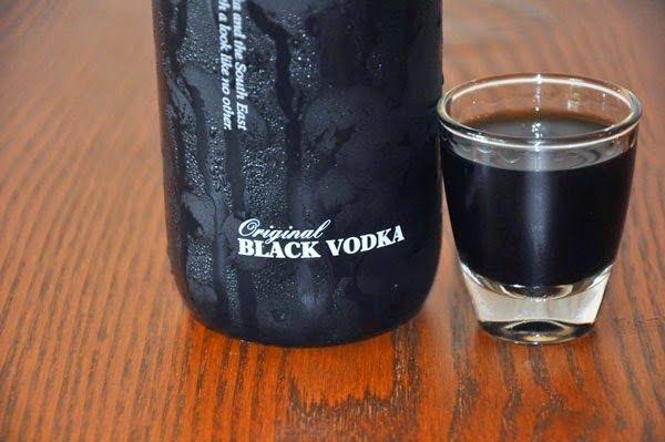 ΤΟ ΤΑΣΑΚΙ..: Έχετε δει μαύρη βότκα; [photos]
