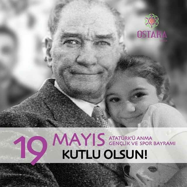 #19mayıs Atatürk'ü Anma, Gençlik ve Spor Bayramı Kutlu Olsun! #genclikvesporbayrami #ataturk #kutluolsun