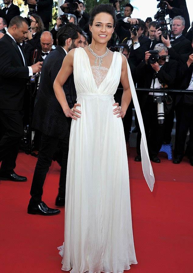 Cannes 2012: Michelle Rodriguez