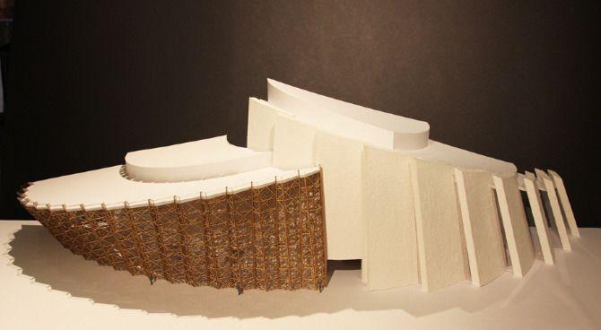 Wuzhen Theater - catherine kao portfolio