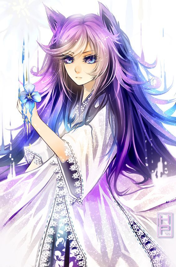 Anime Beautiful Characters Pinterest Art Demons And Demon Girl