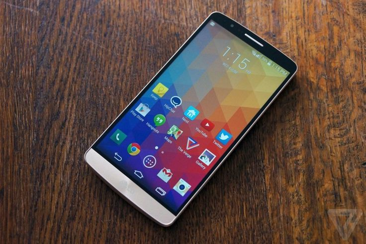 LG G3 review | The Verge. One of the reviews we mentioned in our blg