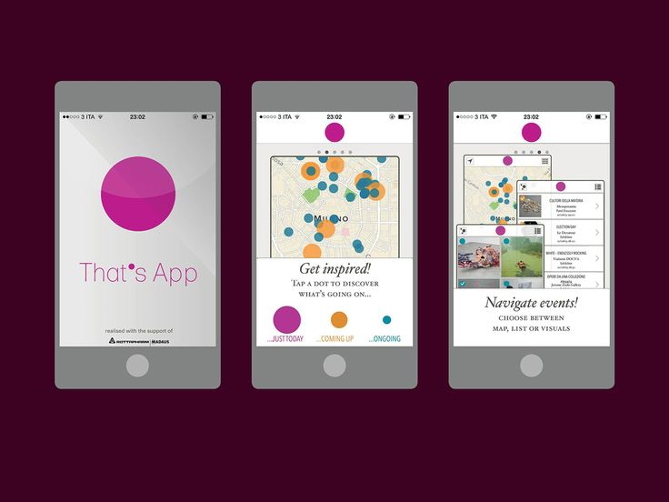 That's App & That's Valley - Andrea Amato - tipiblu.com
