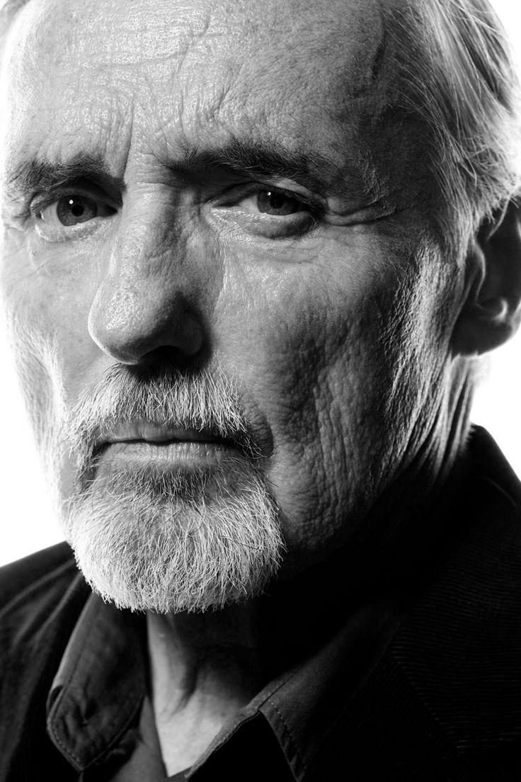 Dennis Hopper (1936-2010) - American actor, filmmaker, photographer and artist