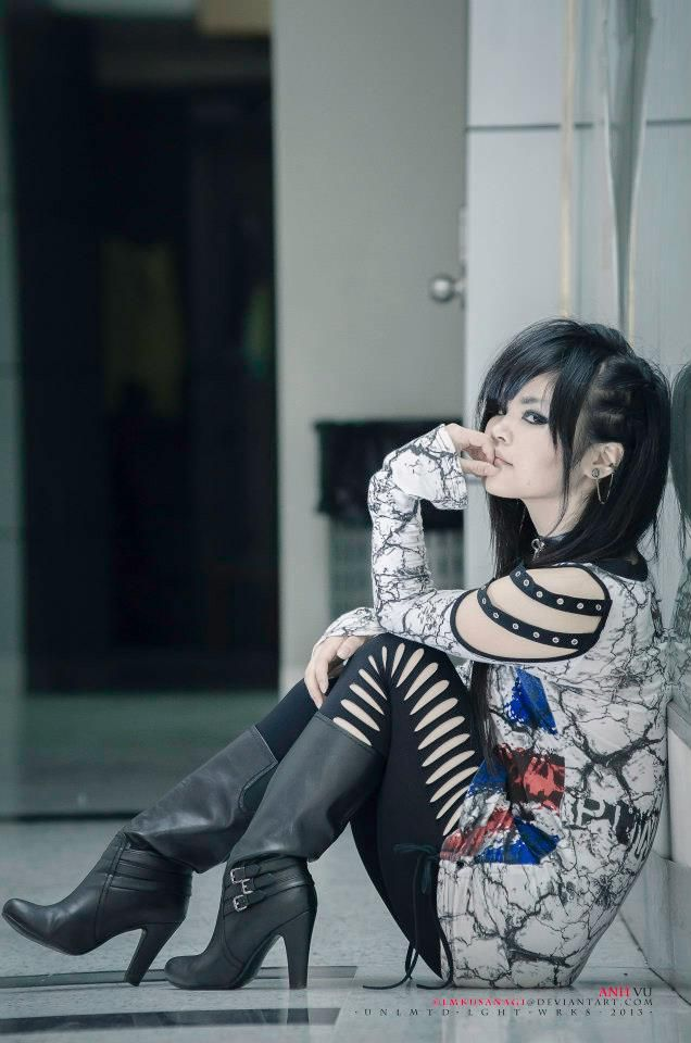 visual kei fashion | Fashion Visual Kei Photoshoot by DatAsianChick on DeviantArt
