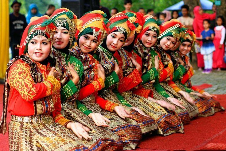 Saman Dance of Gayo tribe #Indonesia