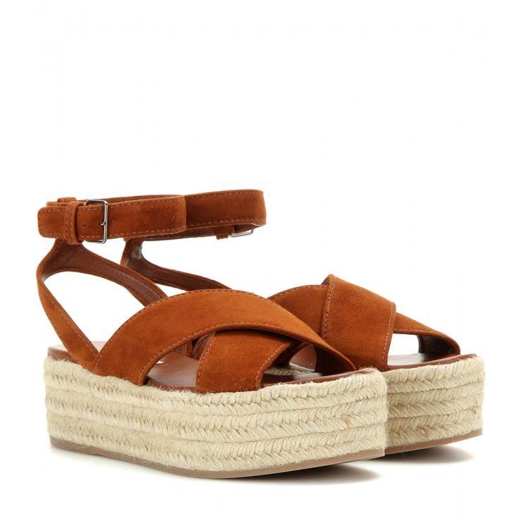 Miu Miu - mytheresa.com exclusive platform suede sandals - mytheresa.com