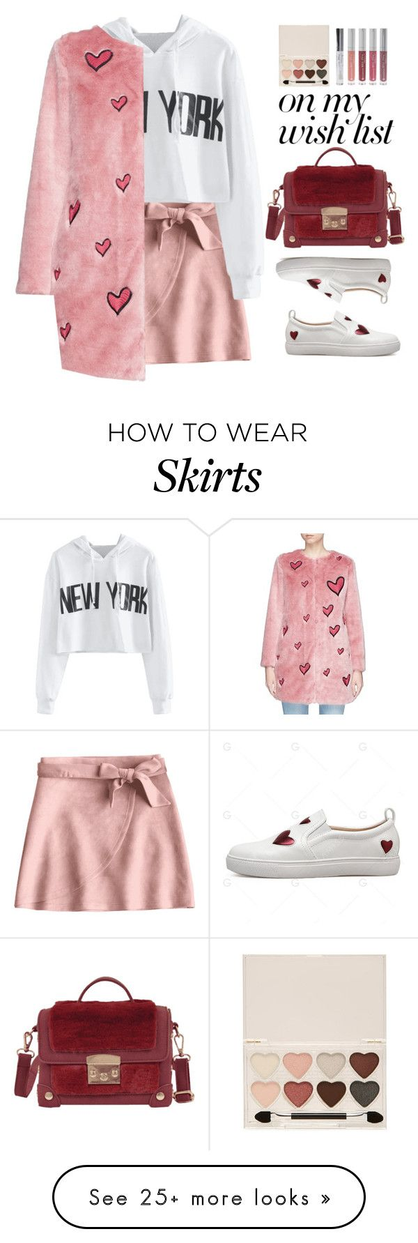 """""""#PolyPresents: Wish List"""" by justkejti on Polyvore featuring Alice + Olivia and Forever 21"""