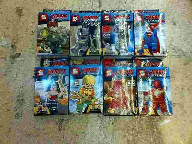 #lego #superheroes @ 25.000