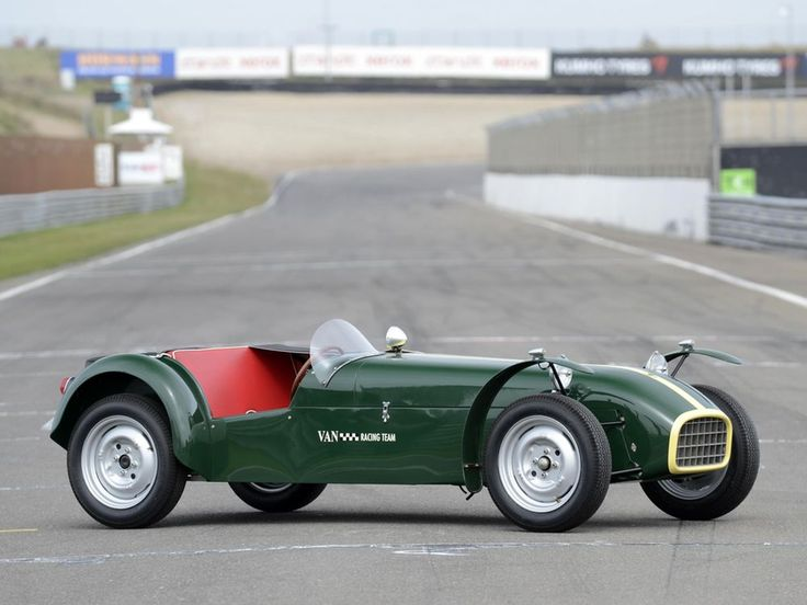 Here Are The 6 Forgotten Cars That Led To The Revolutionary Lotus 7 - Petrolicious