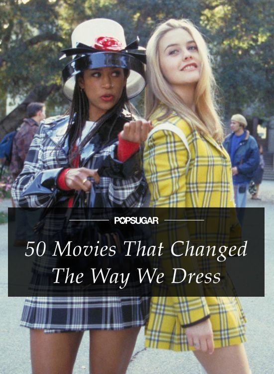 Lights, Camera, Fashion: the 50 Most Stylish Movies Ever!