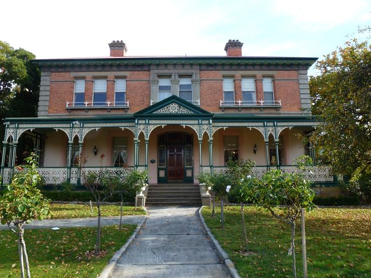 Gattonside Heritage Accommodation Hobart