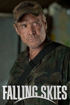 Captain Weaver (Will Patton) #FallingSkies
