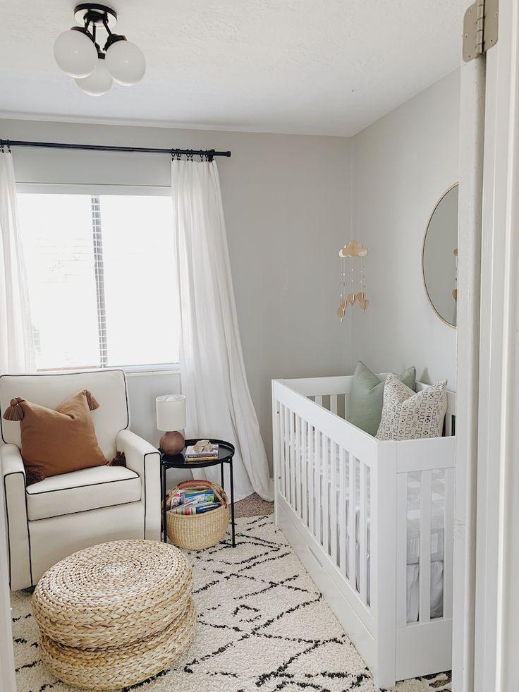 Leo S Cozy Nursery Reveal Cozy Nursery Trendy Baby Nursery Modern Nursery Furniture