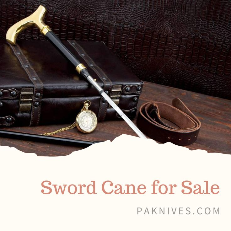 Best quality real sword canes for sale in 2020 canes for