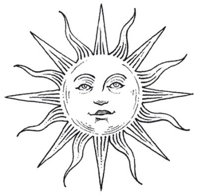 sun tattoo | Tumblr