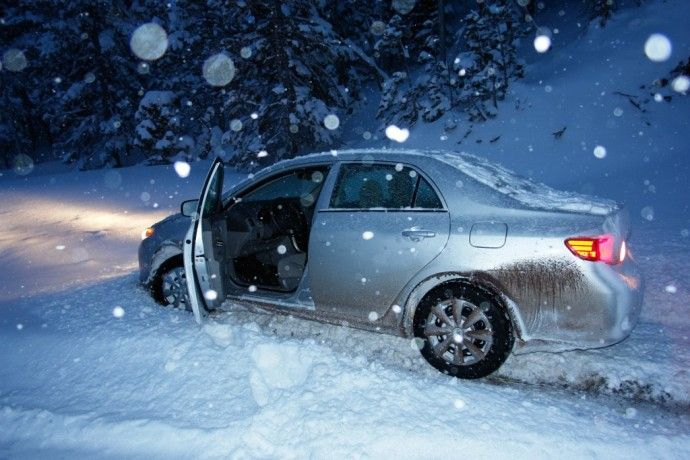Survive a Night in Your Car:  According to the NWS, about 70% of winter weather-related fatalities occur in an automobile. Many of those deaths began with someone simply leaving the house to run an errand, visit family or friends.  Weather turns unexpectedly bad, road conditions deteriorate & what was an ordinary drive becomes an overnight ordeal. The first thing to do as winter approaches is to store a few key items in your car. If you wait until you need them, it will be too late.