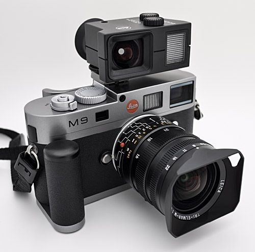 Leica M9 fully loaded