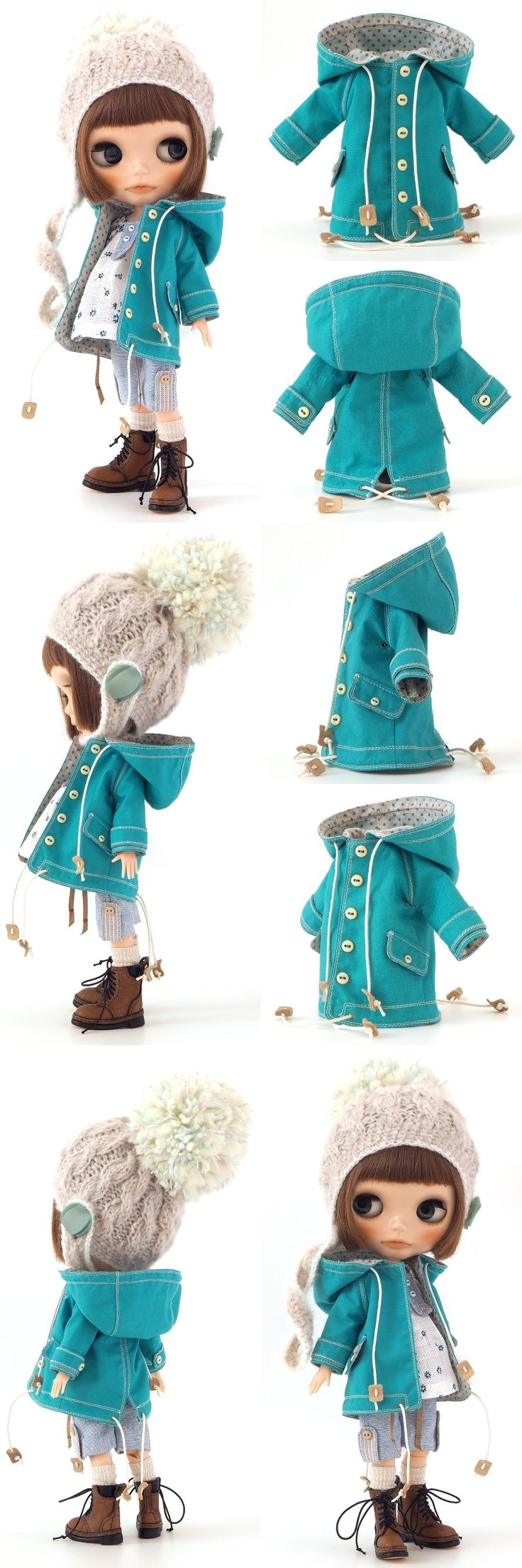** Blythe outfit ** Lucalily 467 ** - ヤフオク!