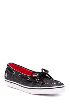 Sperry - Biscayne Boat Slip-On Sneaker (Little Kid & Big Kid)