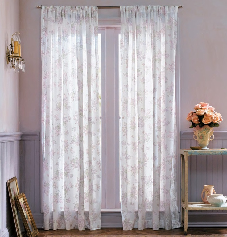 Simply Shabby ChicR Window Panels In Lilac 1999 At Target