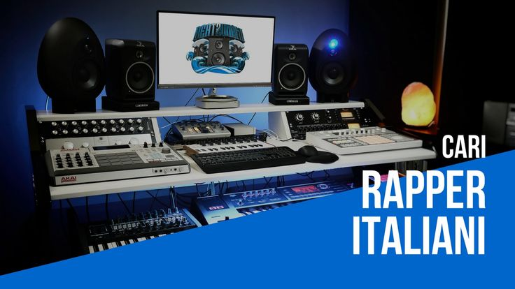 Rapper italiani famosi..mi fate imbestialire! 😡