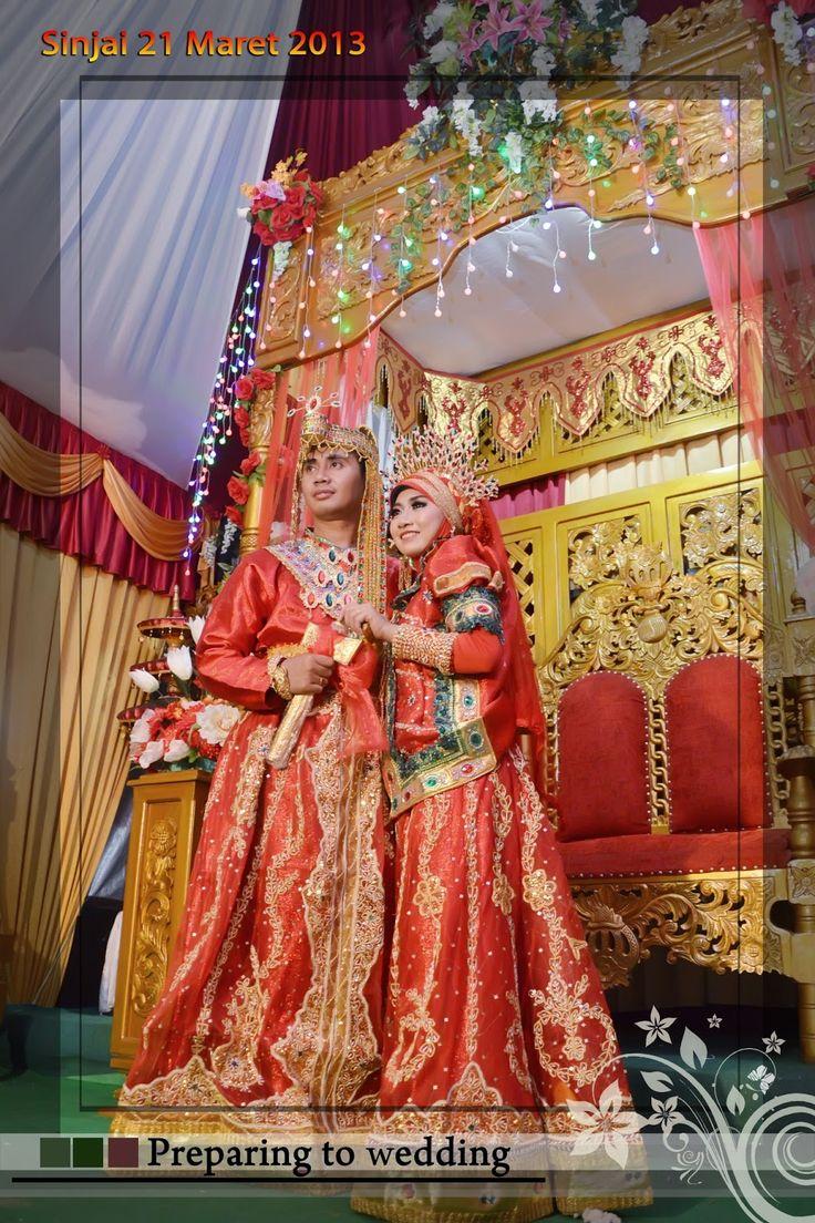 Tien's Gallery: Pengantin Adat Bugis: Halwatiah
