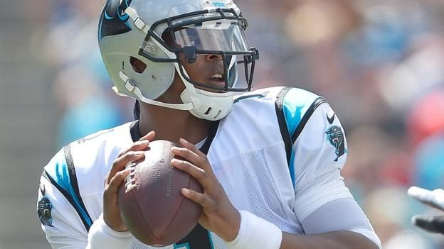 The Carolina Panthers are in talks about moving their NFL match with the Minnesota Vikings on Sunday following violence in Charlotte.