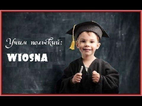 Dream Way. Учим польский: Wiosna.
