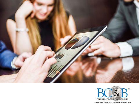 TODO SOBRE PATENTES Y MARCAS. En Becerril, Coca & Becerril contamos con un equipo de especialistas para registrar programas y sistemas que desarrolle su empresa, o que guste comercializar para generar ingresos. El registro de este tipo de creaciones es crucial, ya que no solo ayuda a respaldarlo ante cualquier instancia, sino también lo protege contra los plagios y alteraciones indebidas. Le invitamos a consultar nuestra página de internet www.bcb.com.mx, o bien puede llamarnos al 5263-8730…