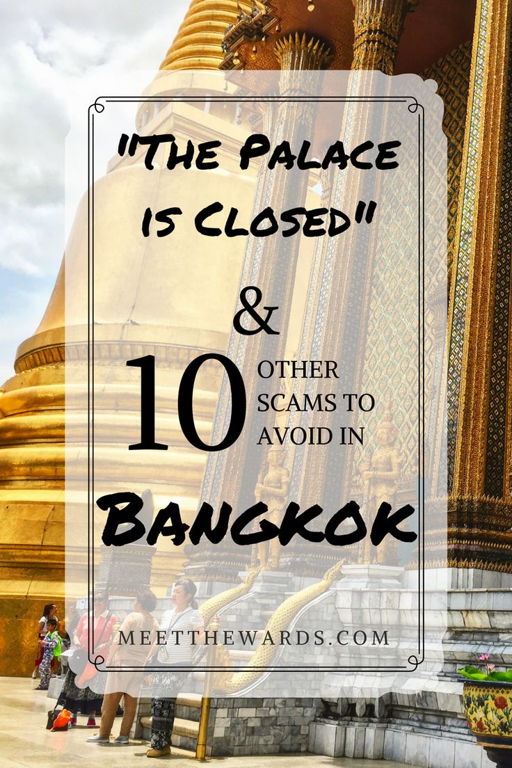 Bangkok, Thailand is a great and wondrous place to visit but just like anywhere else in the world there are some bad people who are looking to take advantage of unsuspecting tourists. Reading these…