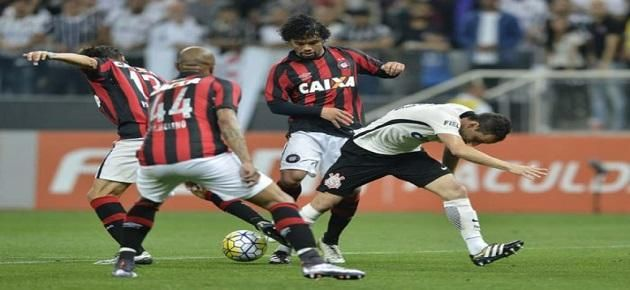 Corinthians X Atletico Pr Ao Vivo Online 04 08 2018 Futebol