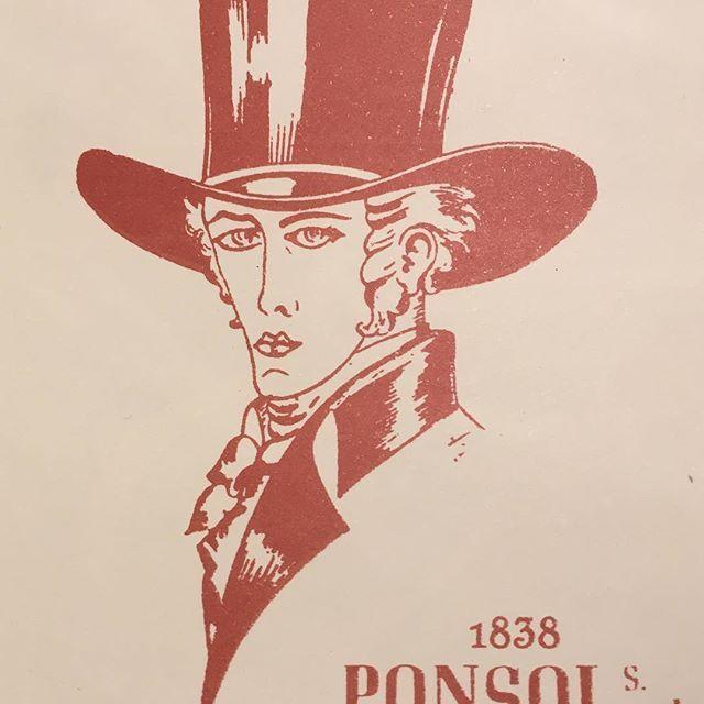 The Basque Dorian Gray?  #casaponsol #hat #hats  #donostia #sansebastian #paysbasque #paisbasco #gipuzkoa