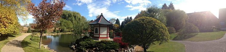 The Japanese Garden at Normandale Community College
